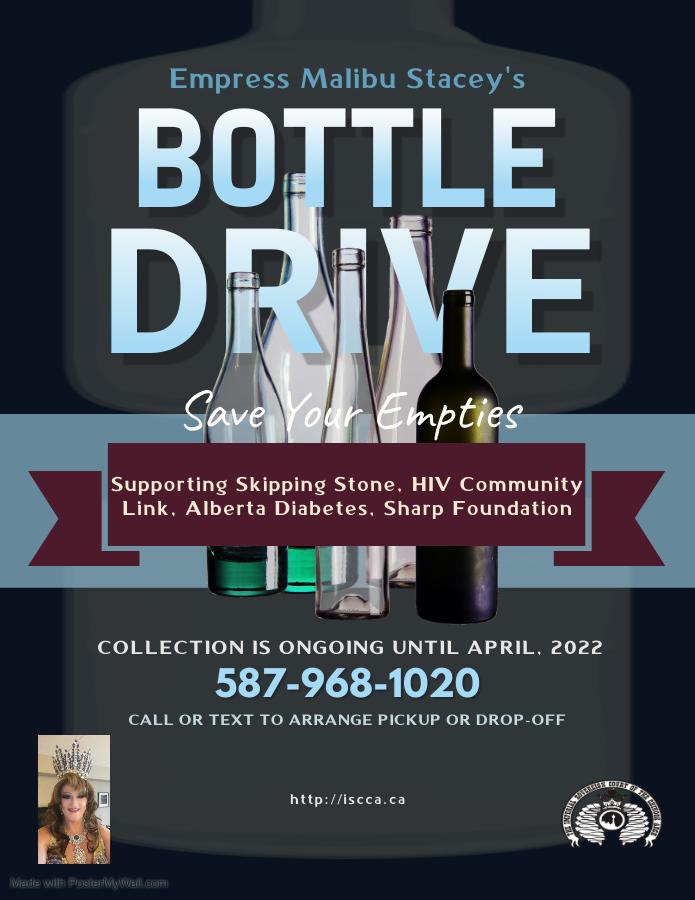 Bottle Drive Flyer -